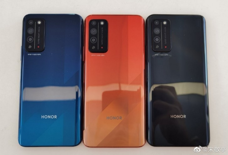 Honor X10: Images Surface Ahead of Launch