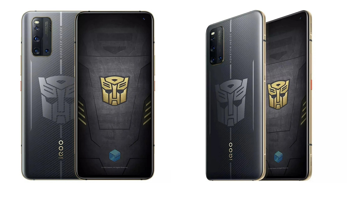 Photo of iQOO 3 5G Transformers Limited Edition is Now Live