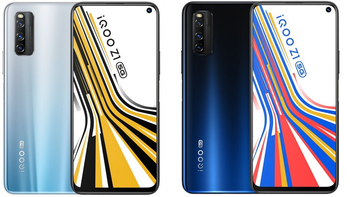 Photo of iQOO Z1 Unveiled with Dimensity 1000+ SoC