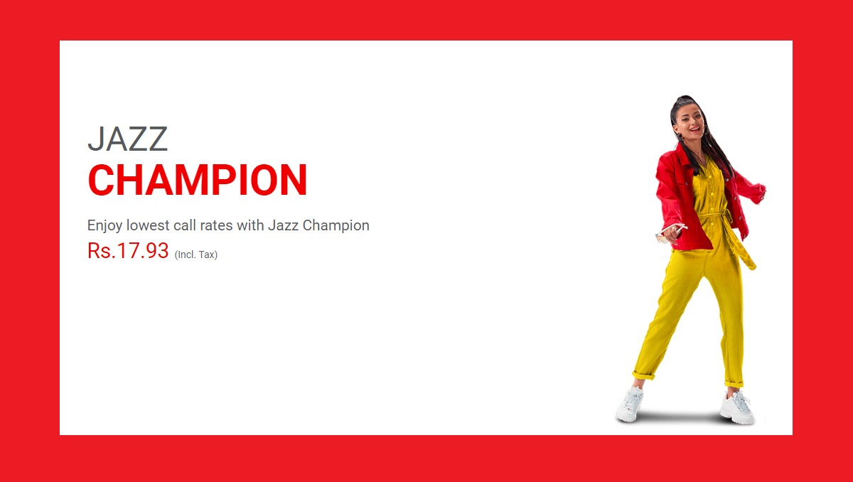 Jazz Champion
