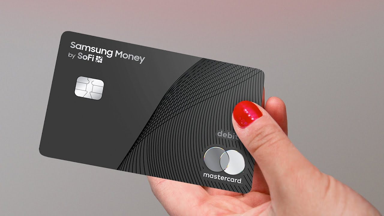 samsung debit card