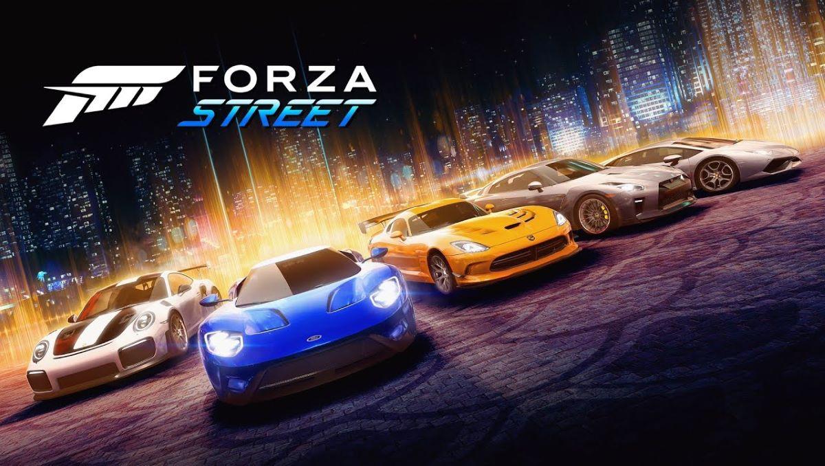 Microsoft's Racing