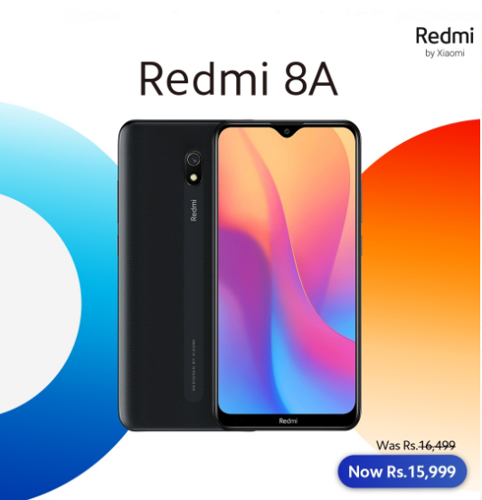 Get Redmei 8A with a Huge Battery in Discounted Price