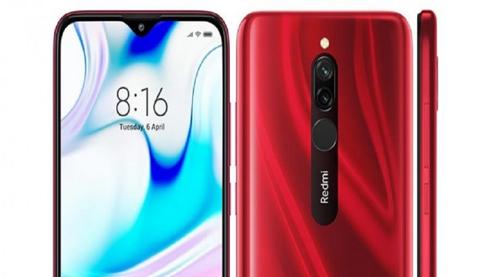 Photo of Android 10 Update is Hitting Redmi 8