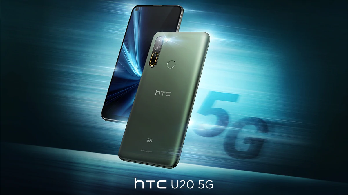 Photo of HTC U20 5G and Desire 20 Pro Unveiled