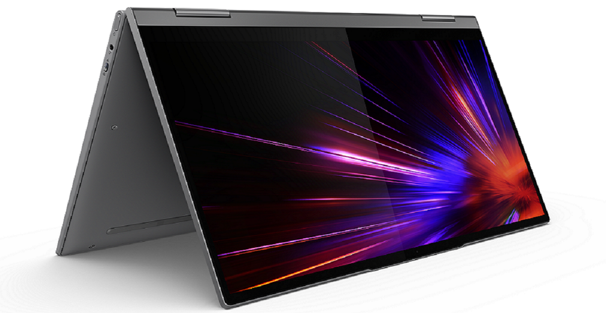 Lenovo Flex ¬5G is the First 5G Laptop