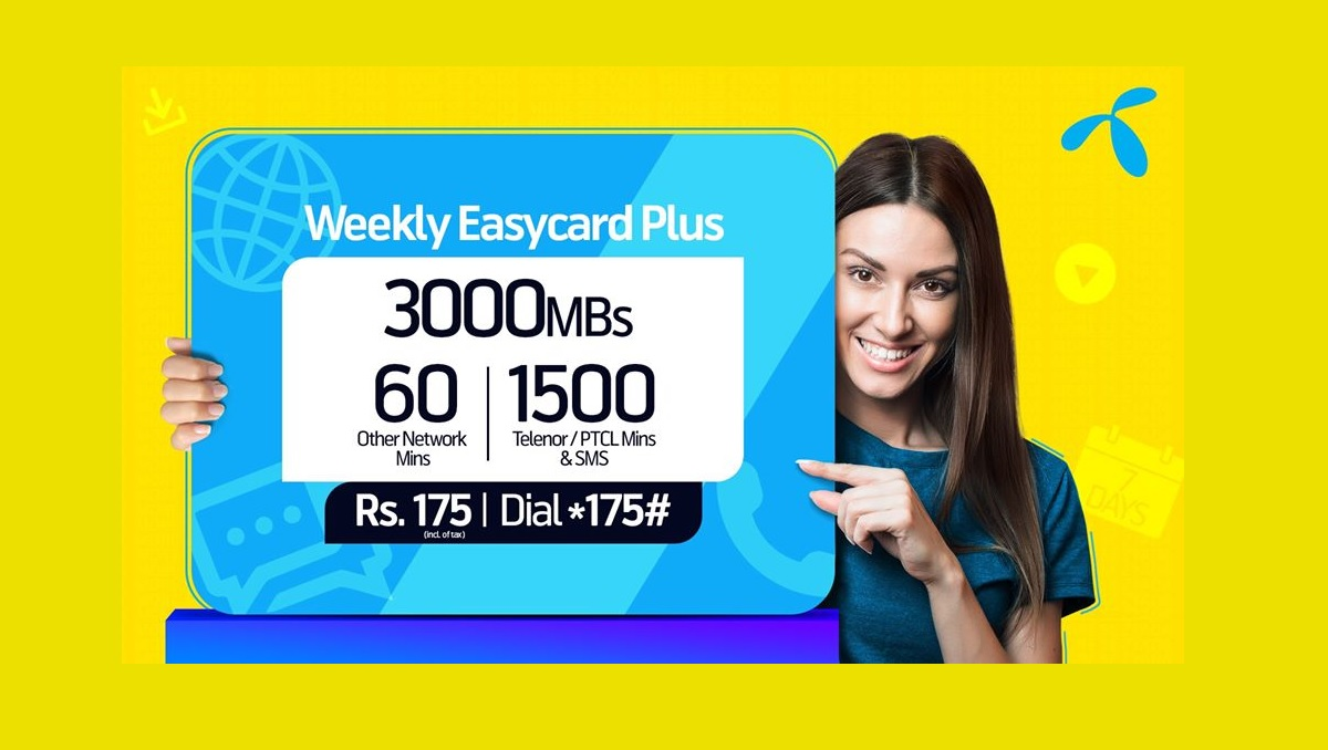 Photo of Get These Incentives with Telenor Weekly Easycard Plus