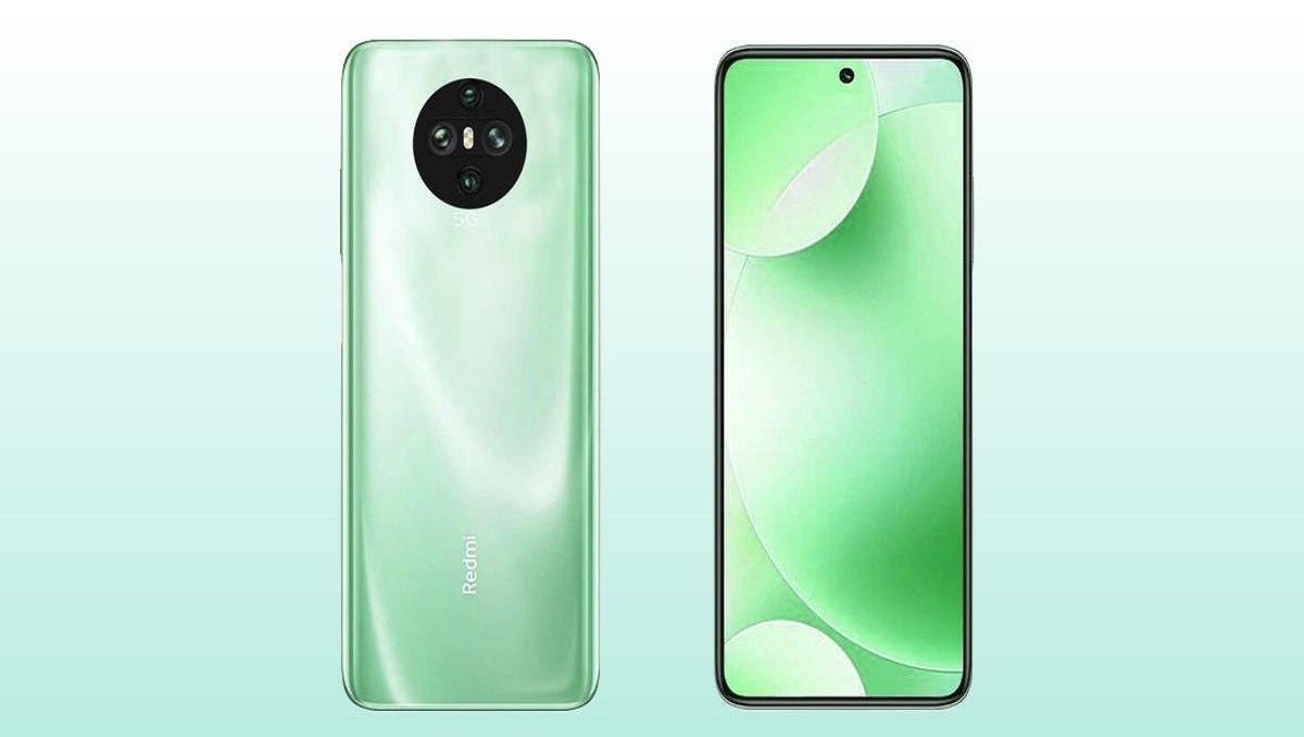 Redmi K40: A 5G Phone