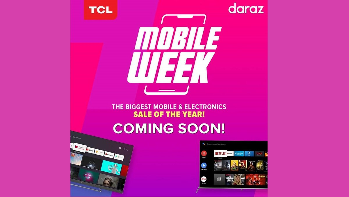 Daraz Mobile Week 2020