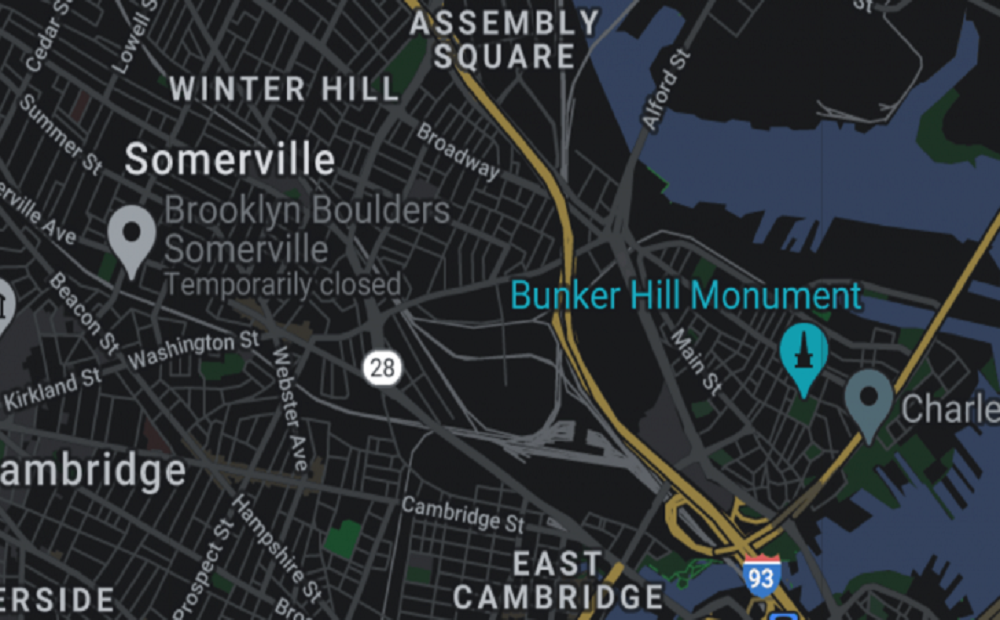 Now See Preview of Google Maps Dark Mode Via Search App
