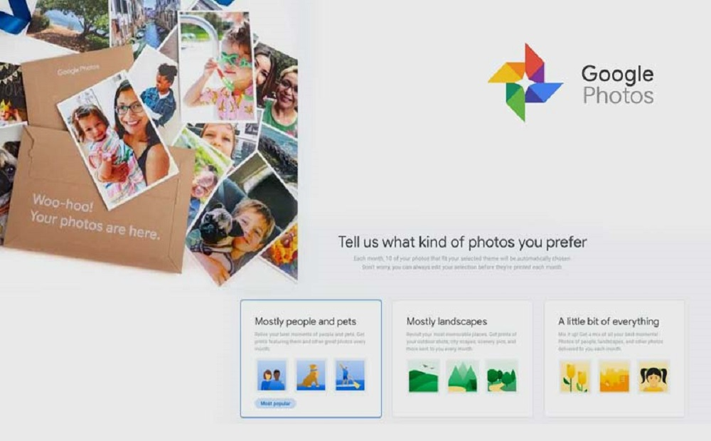 Wave Good Bye to Google's Photos subscription service