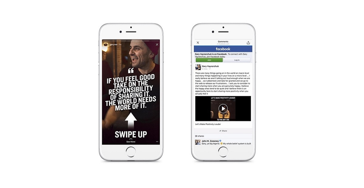 Protesters Demand to set Instagram Swipe Up Feature Free