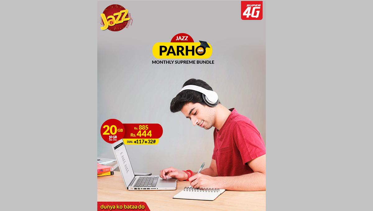 Jazz Parho Monthly Supreme