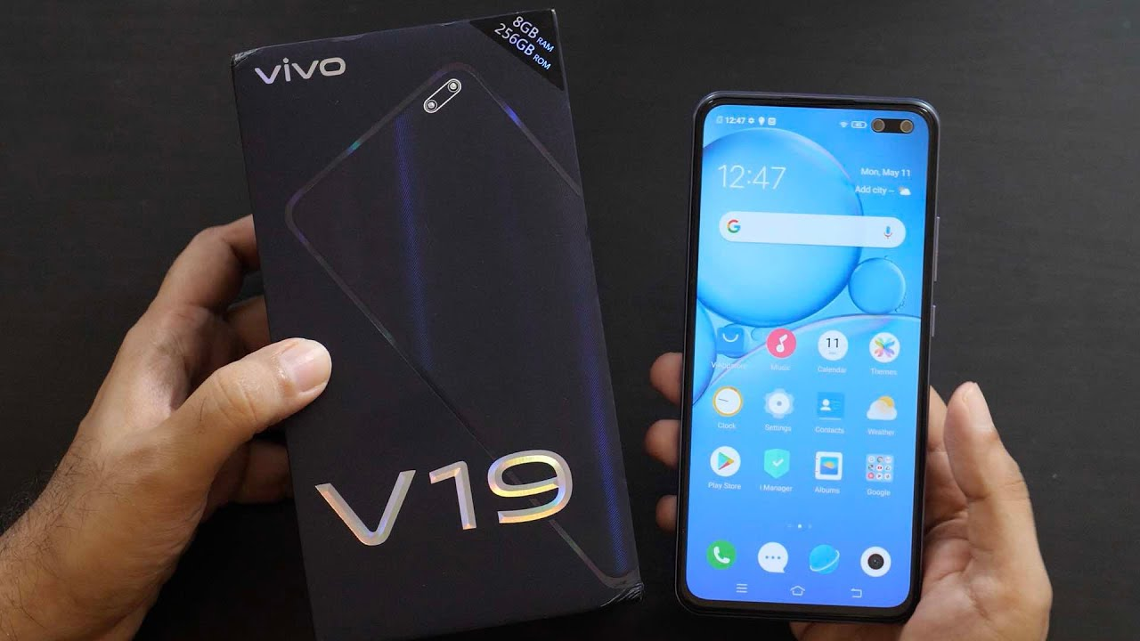 Here are five reasons why Vivo V19 should be your Next Phone