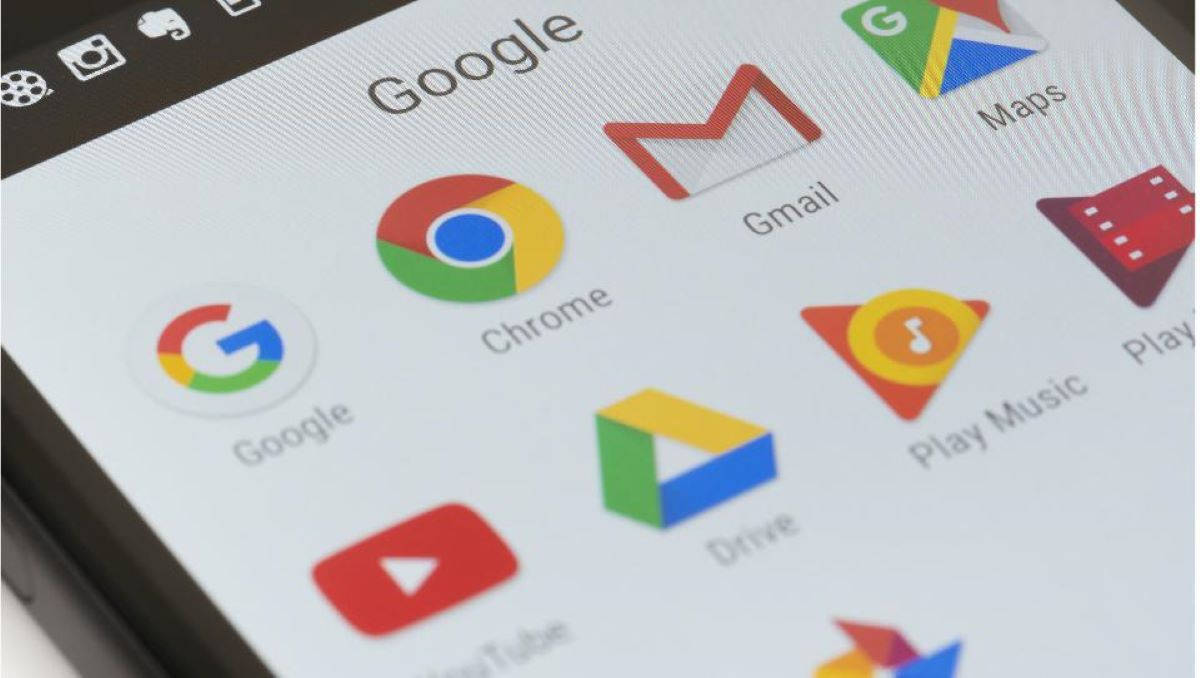 Google Chrome's Android