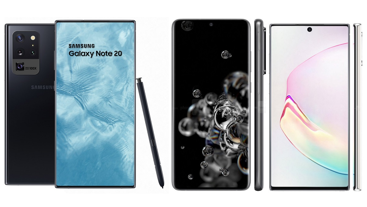 Galaxy Note20 Lineup