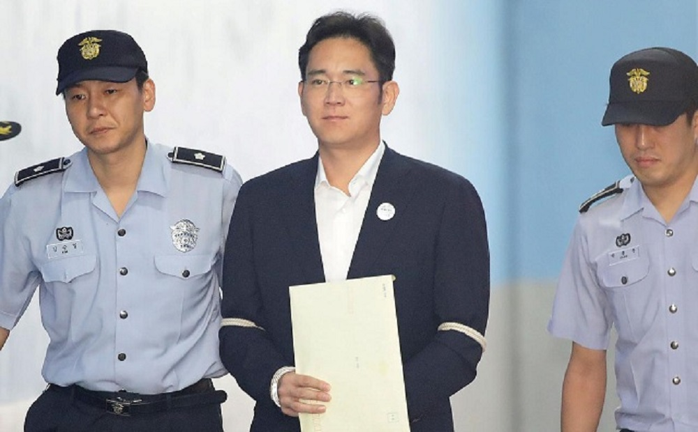 Samsung VC Lee Jae Once Again in Hot Water-Arrest Warrant Issued