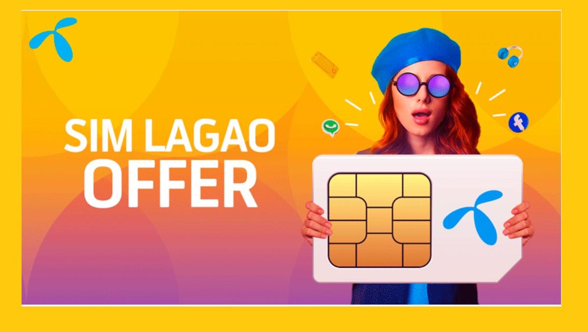 Telenor SIM Lagao Offer 2020