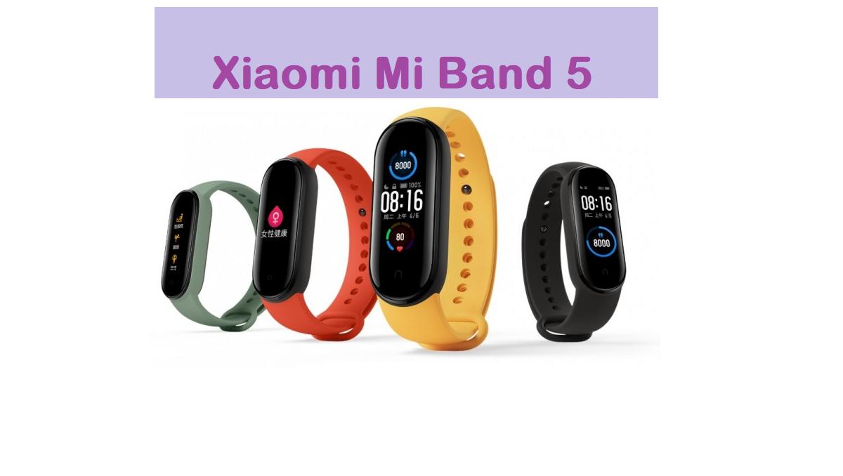 Xiaomi Mi Band5