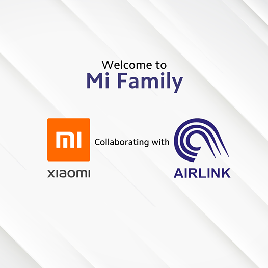 Airlink Becomes the Official Distributor of Xiaomi in Pakistan
