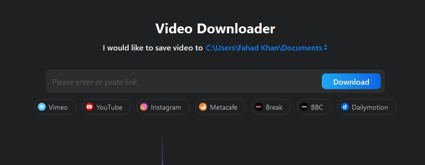 13. Video Downloader