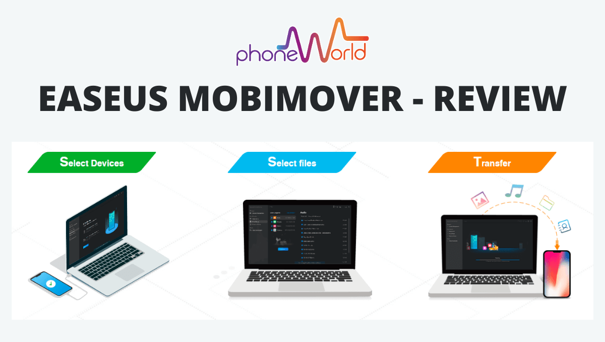 EASEUS MOBIMOVER - REVIEW