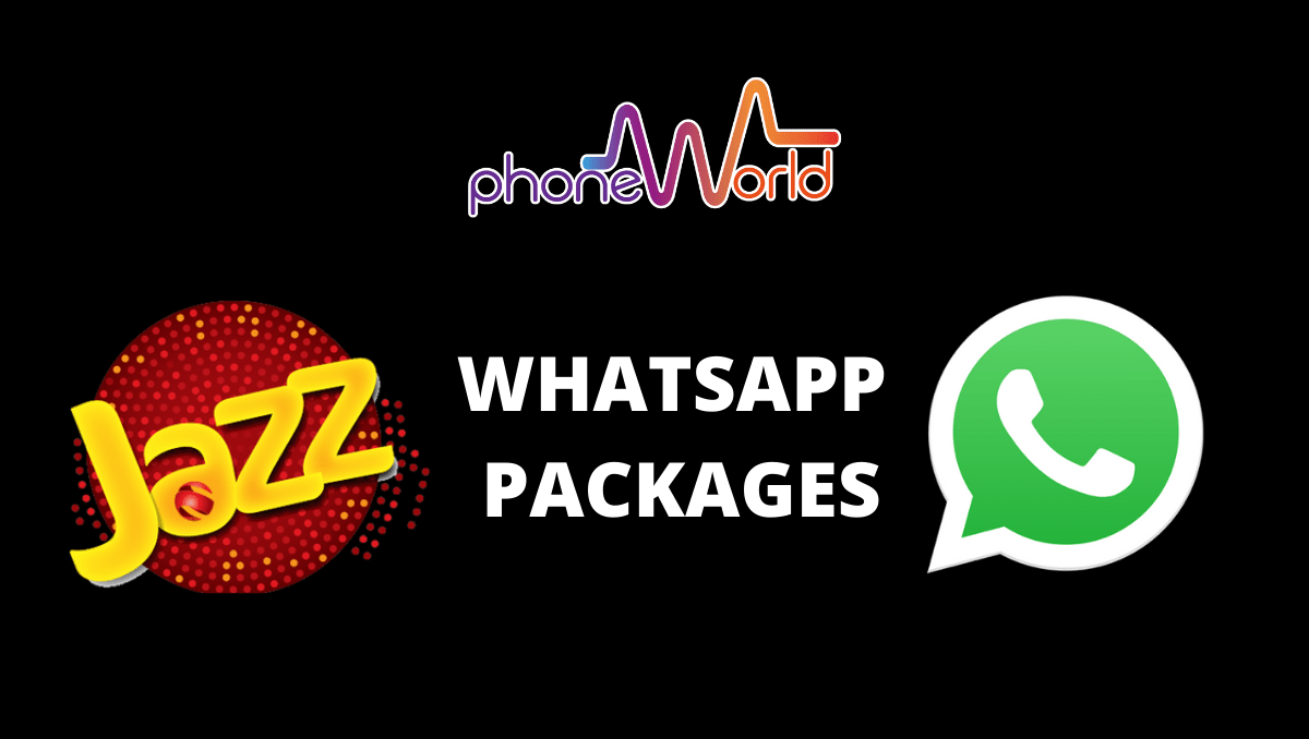 Jazz Whatsapp packages 2020 daily weekly and monthly whatsapp bundles
