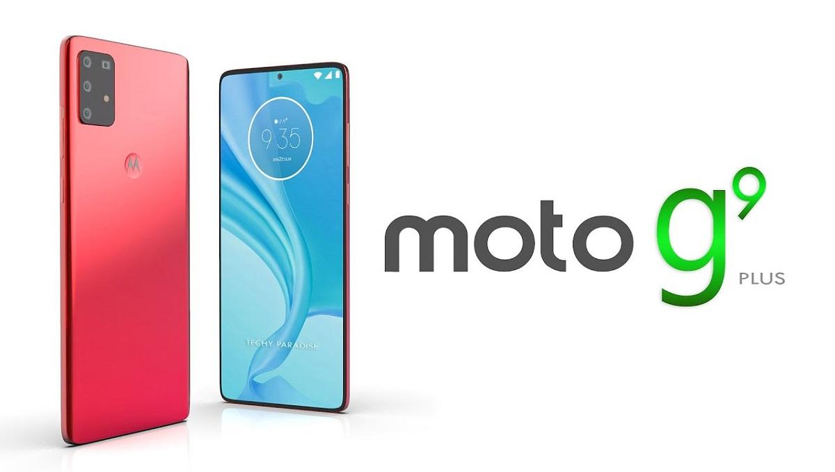 Moto G9 Plus Battery