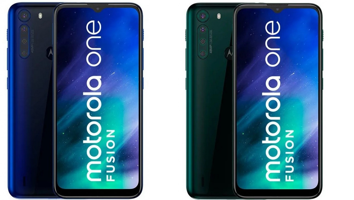 Photo of Motorola One Fusion is Now Live