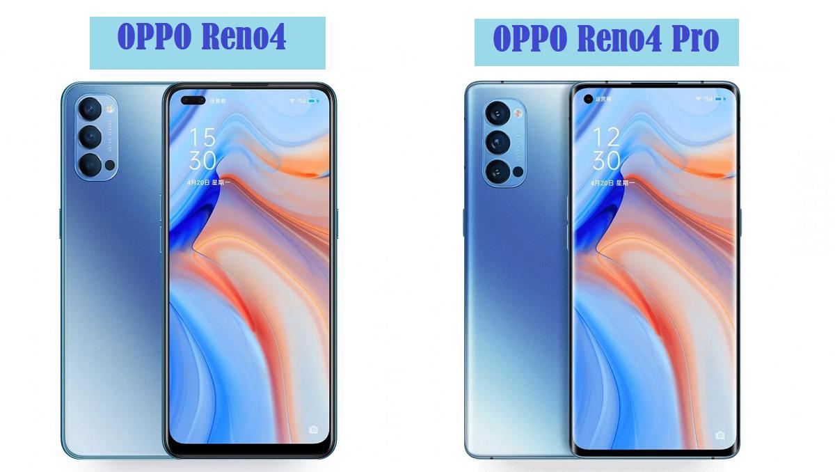 Global OPPO Reno4 Pro