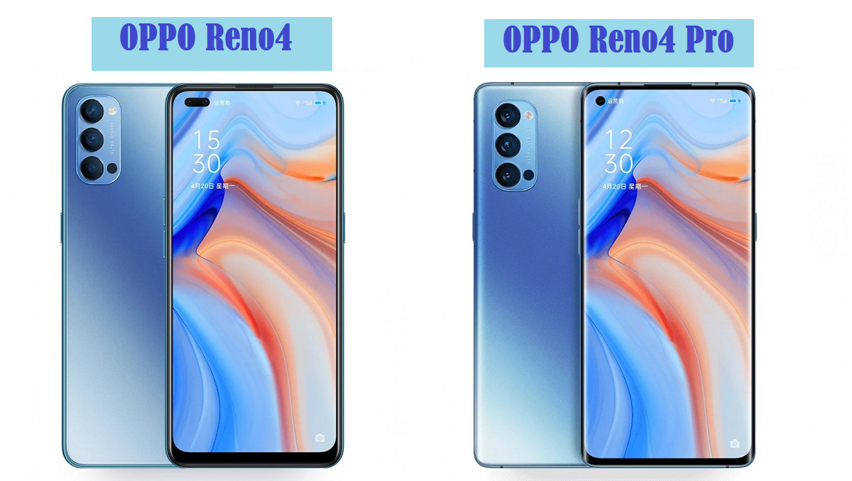 Global OPPO Reno4 Series