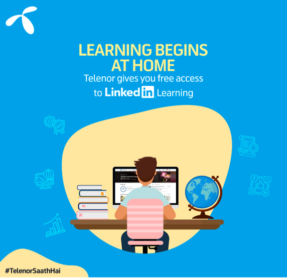 Photo of Telenor Pakistan offers free LinkedIn Learning licenses for Jobseekers to develop skill set of the future