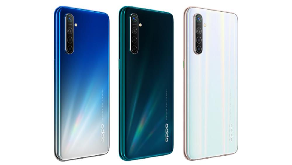 Leak Reveals Specs of First Oppo K7 5G