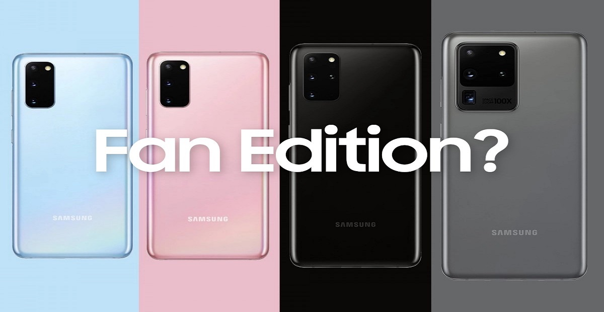 Samsung Galaxy S20 Fan Edition will have 4,500 mAh battery
