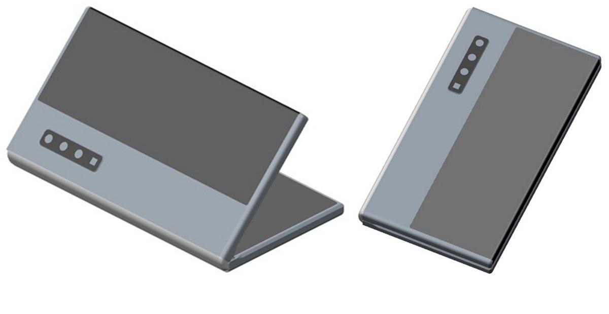 The Upcoming Huawei Mate V will Fold Inwards
