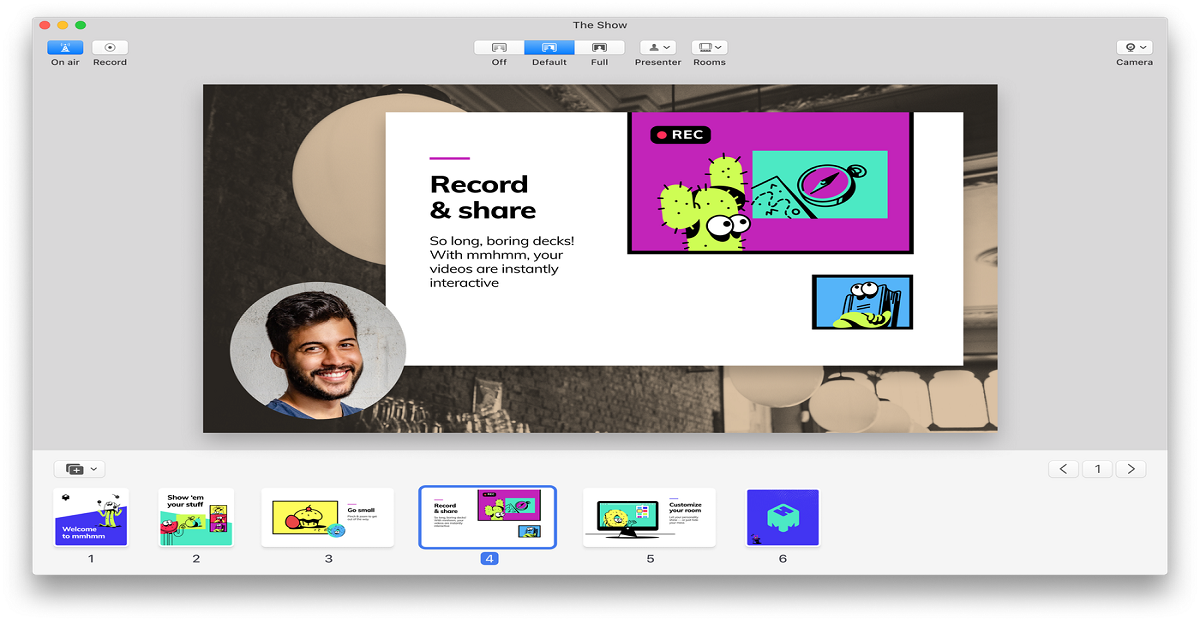 Mmhmm Reshapes Your Video Calls With Virtual Backgrounds, Slides, and Much More