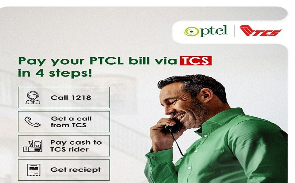 Now Pay Your PTCL Bills Via TCS in 4 Easy Steps