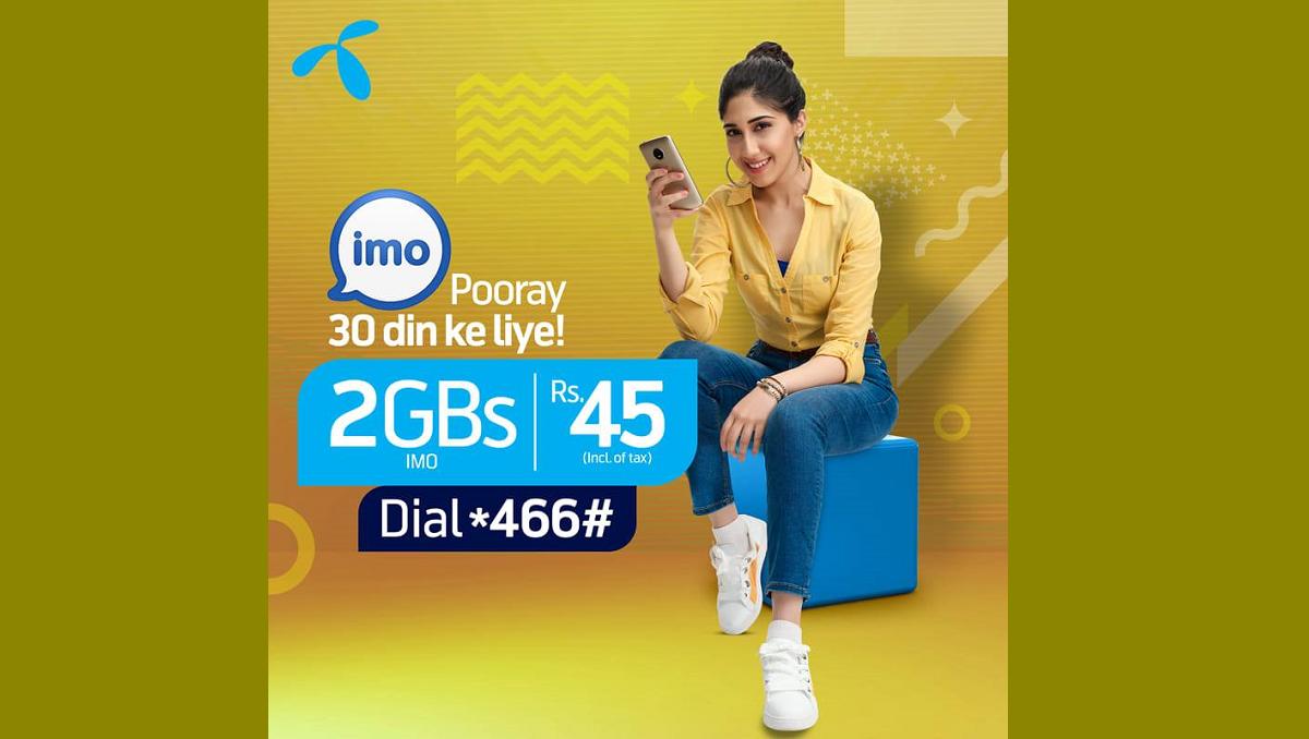 Telenor Monthly IMO Bundle