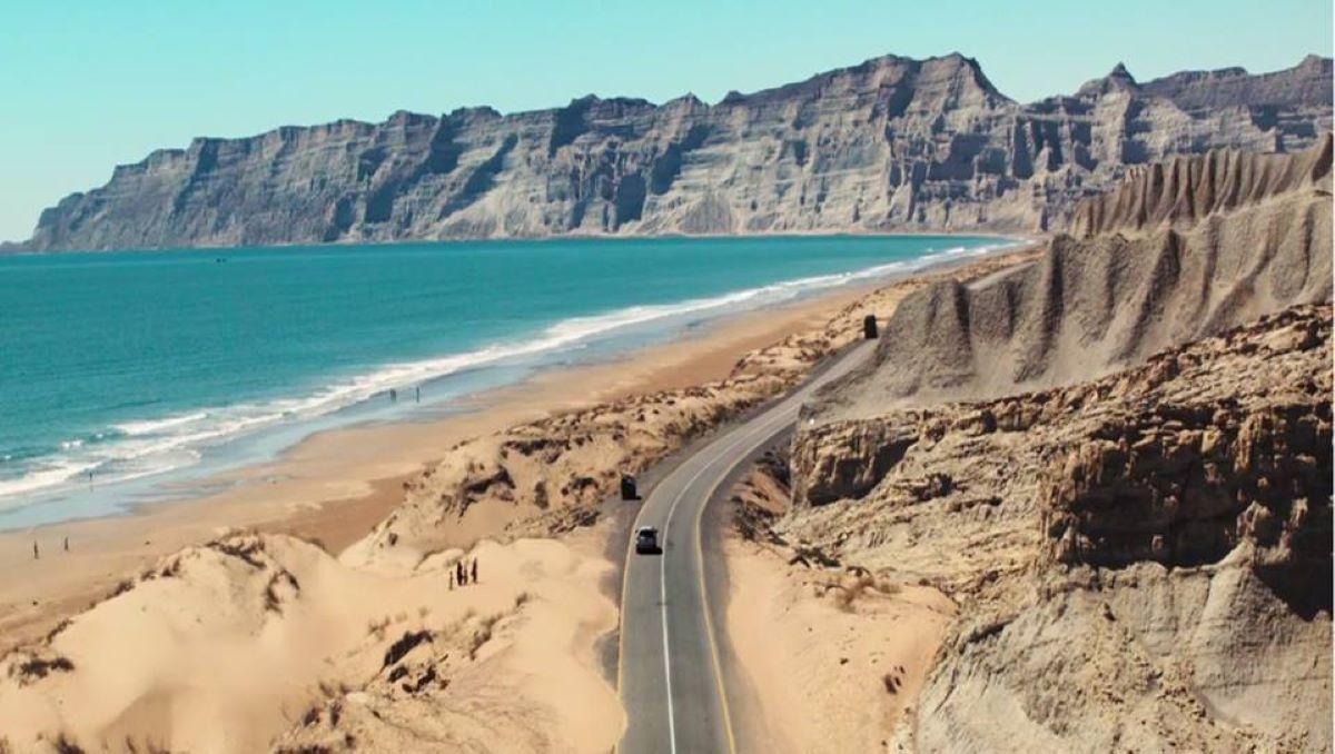 Makran coastal