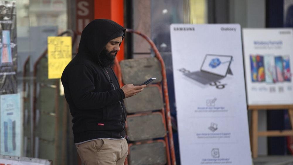 India Restores Some of Kashmir's 4G Internet