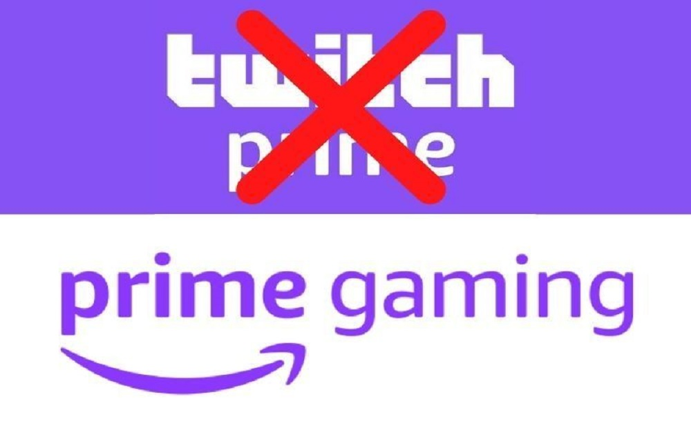 Amazon Twitch Prime is Rebranded as Prime Gaming to Broaden Audience