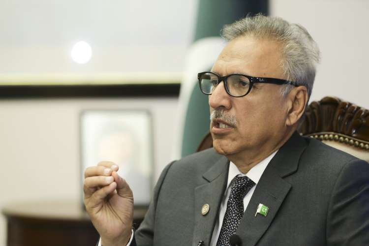 Photo of President Arif Alvi says smart lockdown helped curb the spread of Coronavirus