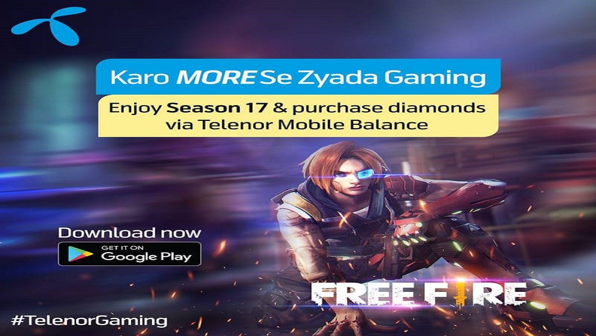 Enjoy Free Fire With #MoreSeZyada