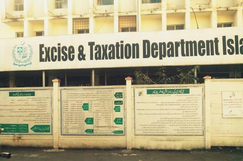 Islamabad excise