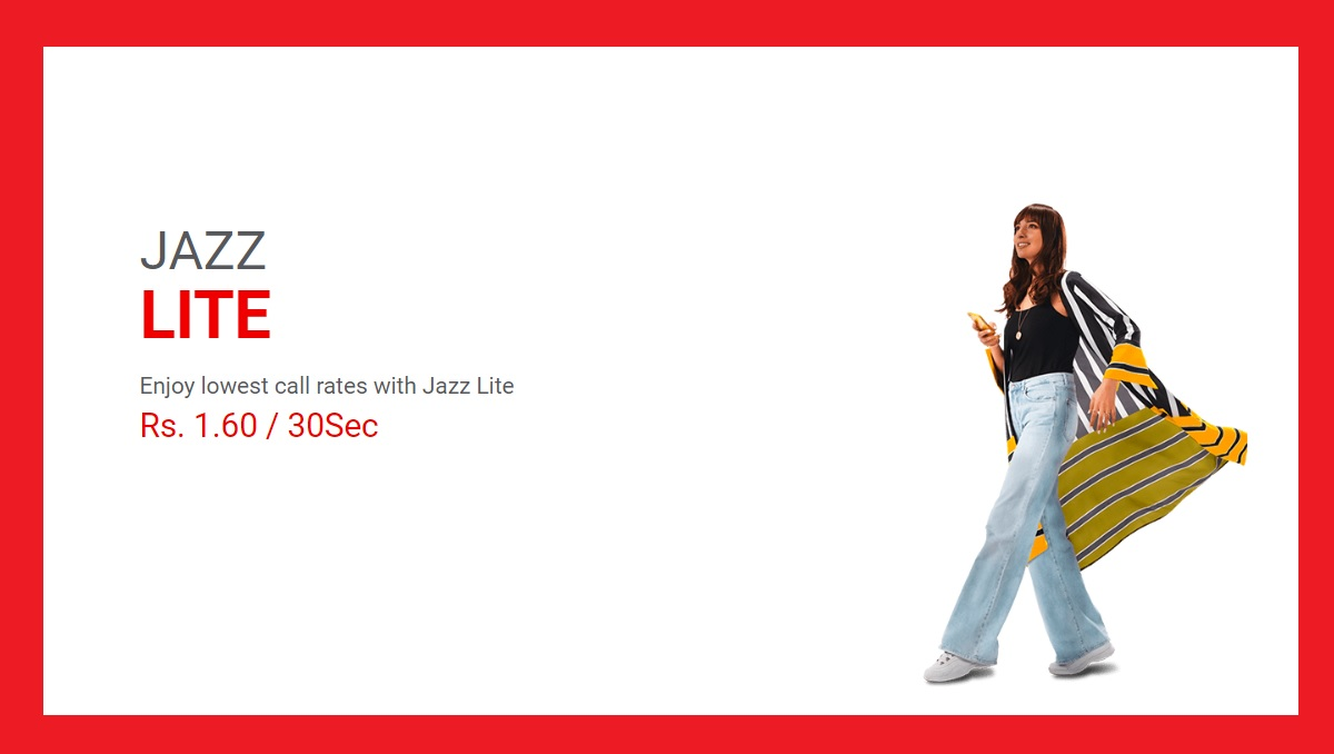 Jazz Lite Package