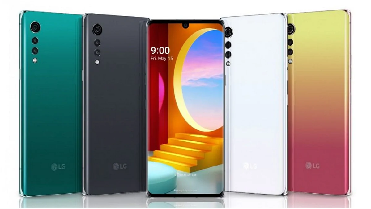 LG Q92 hands-on Images