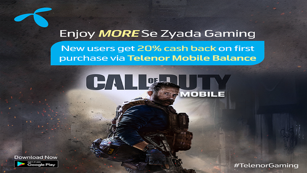 MoreSe Zyada Gaming: Avail 20% Cashback on Your 1st Purchase