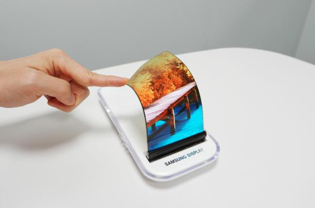 smartphone OLED