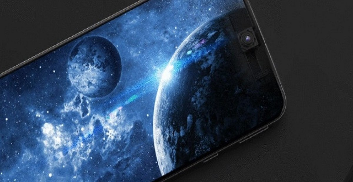 ZTE to Become First Company to Launch Under-Screen Camera Device
