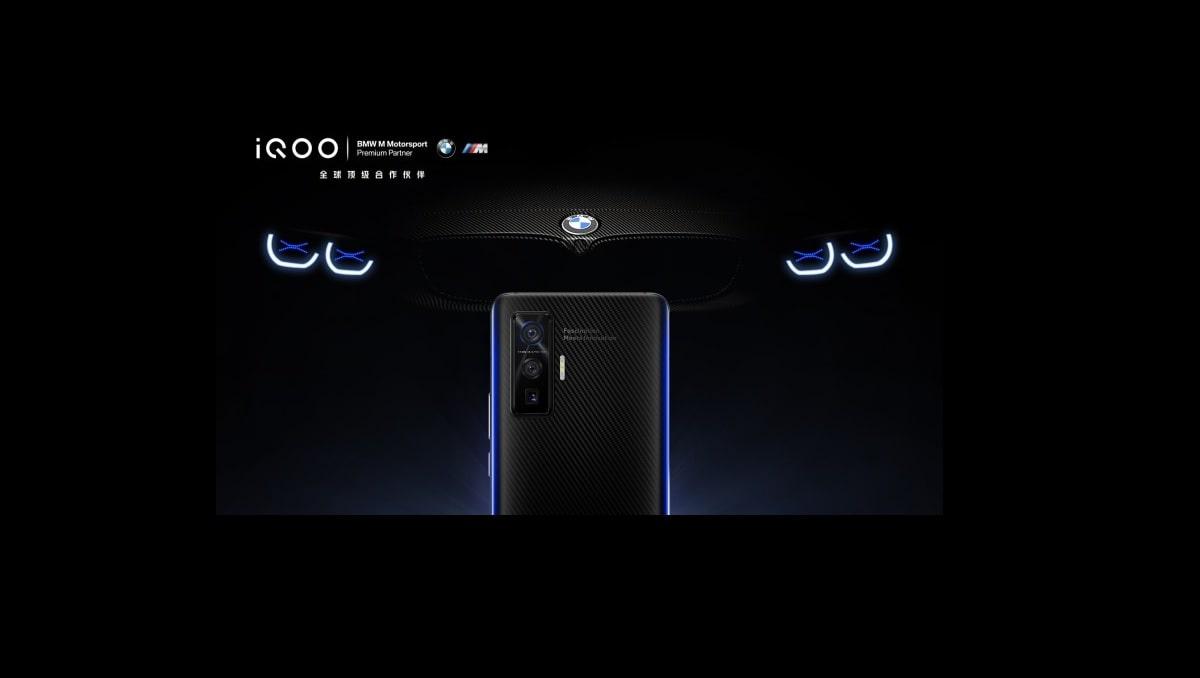 iQOO 5 BMW Edition